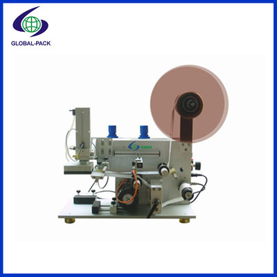 Semi automatic top labeling machine GLB-100