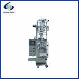 Vertical liquid filling forming sealing and packing machine